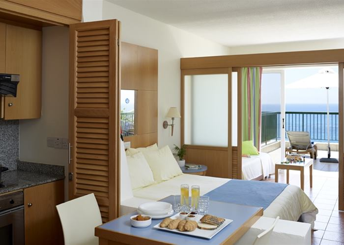 Atlantica Sungarden Beach - Family Room (in Bungalow area)